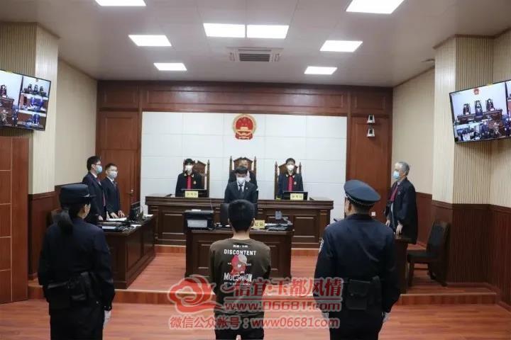 信宜:两宗涉疫情刑事案件当庭宣判